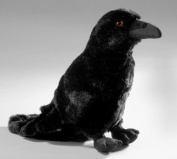 Soft Toy Raven with sound 20cm. [Toy]