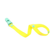 Lvge Soother Teethers Clip Lanyards Yellow