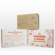 Suma Cinnamon and Orange Soap 95g