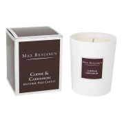 Max Benjamin Scented Candle 190g - Coffee and Cardamom