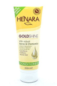 Pack of 3 Henara Goldshine Conditioner with Henna & Camomile 250 ml Each