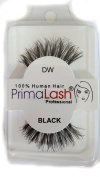 100% Human Hair False Lashes by PrimaLash Professional STYLE DW- Handmade Strip Lashes