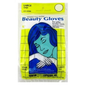 Beauty Gloves (Cotton) Large