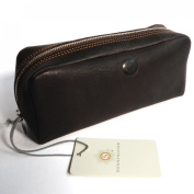 "Sonnenleder-High-Quality Cosmetic Bag ""FASCHINA"" (with Logo), Colour"