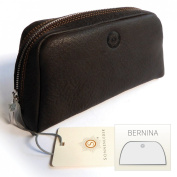"Sonnenleder-High-Quality Cosmetic Bag ""BERNINA"" (with Logo), Colour"
