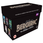 Bergerac: The Complete Series [Region 4]