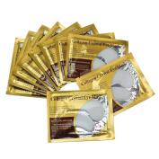 10pcs Collagen Crystal Eye Circle Mask Anti Wrinkle Eyelid Patch Anti Ageing