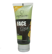OxyGlow Nature's Care Mint Face Wash For Deep Clean Enriched With Vitamin E 50ml