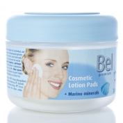 Bel Cosmetic Lotion Pads with Marine Minerals 30 pieces