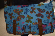 The Butterfly Satchel (Blue)