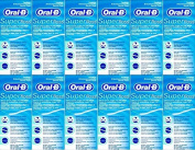 Oral B Super Floss 50 Strands x 12 Packs