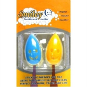Smiley Toothbrush Holder 2S (9 Pieces) Clipstrip