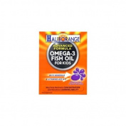 (Pack of 6) Haliborange - Omega 3 Fish Oil Blackcurrant 90 Capsule