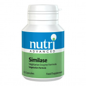 Nutri Advanced - Similase (Plant enzyme digestive formula) - 42caps