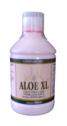 Aloe Vera Juice From The Inner Leaf, Organic & Cold Extracted, 500 ml. FREE Measuring Cup & Information PDF