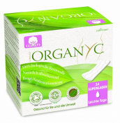 Organyc Sanitary Towels made from 100% Organic Cotton, 4-Pack