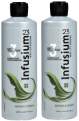Infusium 23 Leave-in Treatment, with i-23 Complex, Repair & Renew, 16 fl oz (473 ml)