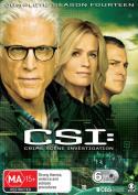 CSI: Season: 14 [Region 4]