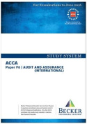 ACCA - F8 Audit and Assurance (International) (for Exams Up to June 2016)