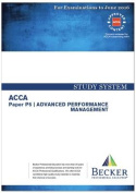 ACCA - P5 Advanced Performance Management (for Exams Up to June 2016)