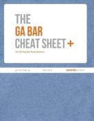 The Ga Bar Cheat Sheet Plus (Jul. 15 Feb. 16)