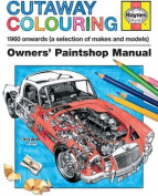 Cutaway Colouring 1960 Onwards