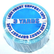 Blue Liner Adhesive Tape Roll 90cm x 1.9cm - Lace Wigs & Toupees
