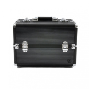 Beauty-Boxes San Remo Black Cosmetics and Make-up Beauty Case