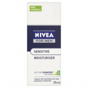 Nivea For Men Extra Soothing Moisture 77159 - 75 ml, Pack of 2