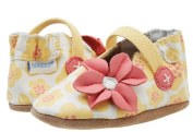 ROBEEZ SUNNY FLOWER SOFT SOLE BABY SHOES