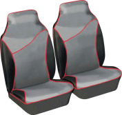 for for Hyundai TERRACAN (2003 on) Heavy duty waterproof front seat cover protectors - New design