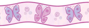 Butterfly 150mm Self Adhesive Border