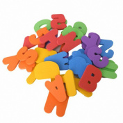 Move & Moving(TM) 1 x Bath Tub Foam Letters Numbers set 36pcs Children Learning Toy