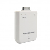 1900mAh Portable External Mobile Backup Battery Charger for iPhone 3G 3GS 4 4G 4S iPod