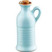 Jamie Oliver Terracotta Vintage Blue Oil Bottle