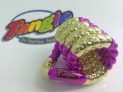 Tangle Totally Textured Metallics Pink / Gold Sensory Fidget Toy, ADHD, SEN, Autism