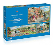 Gibsons Bobby's Beat Jigsaw Puzzles