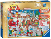 Ravensburger What if. Christmas Puzzle