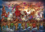 Schmidt Ciro Marchetti Circus Procession Jigsaw Puzzle