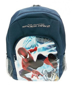 Spiderman Backpack With Front Pocket