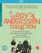 The Roy Andersson Collection [Region B] [Blu-ray]