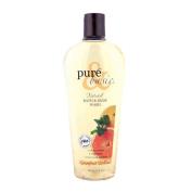 New - Pure and Basic Bath and Body Wash Grapefruit Verbena - 350ml