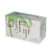 New - Organic Fiji Organic Face and Body Coconut Oil Soap Lavender - 210ml