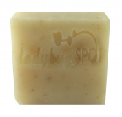 Ylang Ylang Natural Handmade Soap with Lavender Exfoliant 150ml
