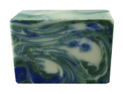 Peppermint Natural Handmade Soap - creamy lather - peppermint awakens the senses
