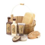 Eco-nomy Spa Gift Set | Bamboo Sugarcane Scented