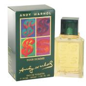 Andy Warhol 30ml Eau De Toilette Spray For Men