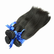 50cm 60cm 60cm 70cm Virgin Indian straight hair extension, 4 bundles human hair weaves Soft and beauty Indian straight hair for sale