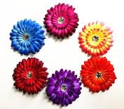 Daisy Flower Clips