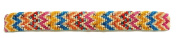 M & F Western Women's Beaded Cheveron Headband Multi Headband One Size